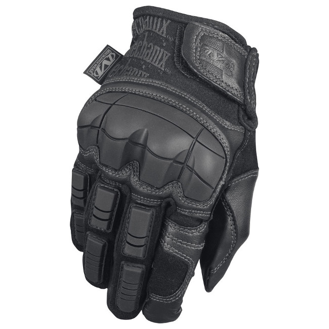 GANTS MECHANIX BREACHER NOIR