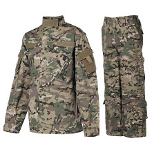 ENSEMBLE VESTE PANTALON ENFANT ACU OPERATION CAMO