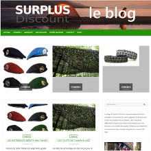 LE BLOG DE SURPLUS DISCOUNT