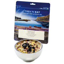 PETIT DEJEUNER MUESLI FRUITS TREK N EAT