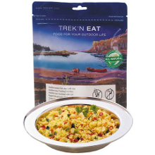 RAGOUT DE POISSONS AU RIZ TREK N EAT