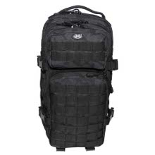 SAC A DOS ASSAULT CAMO NOIR