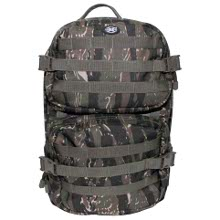 SAC A DOS ASSAULT II TIGER STRIPE