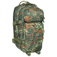 SAC A DOS ASSAULT LASER FLECKTARN