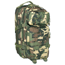 SAC A DOS ASSAULT LASER WOODLAND