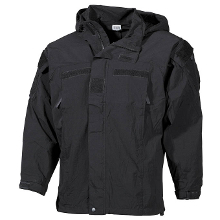 Vestes softshell militaires