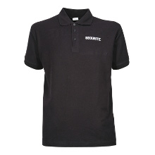 POLO SECURITE BRODE