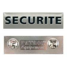 BARETTE METAL SECURITE