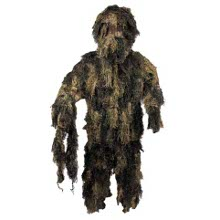 TENUE GHILLIE PRO 4 PIECES