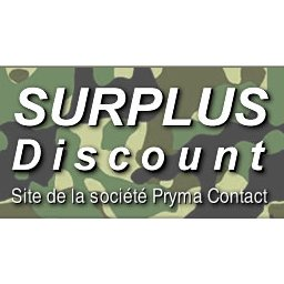 SURPLUS DISCOUNT - REFERENCES